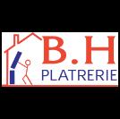 Logo de la société BH platrerie